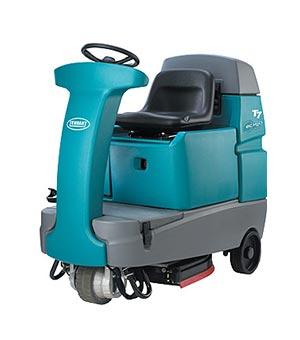 Photo Of A Floor Sweeper In Shrevport, LA - Quality Cleaning