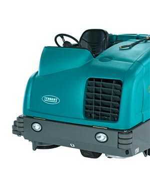 Picture Of Floor Scrubber In Kenner, LA - Quality Cleaning