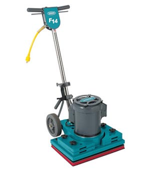 Image Of A Floor Scrubber In Luling, LA - Quality Cleaning