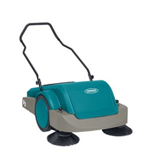 Image Of A Walk Behind Floor Sweeper In Shrevport, LA - Quality Cleaning