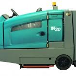 M20 left side
