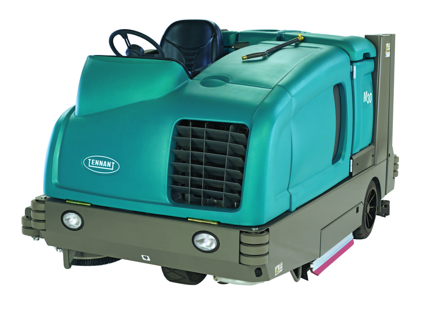 M30 Large Integrated Ride On Scrubber Sweeper Quality