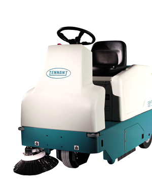 6100 Sub-Compact Rider Sweeper, Industrial Equipment Supplier Image - Quality Cleaning Equipment & Supply