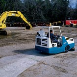 Image of Tennant Sweeper 800 construction