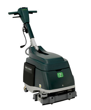 speed scrub 15 walk behind floor scrubber