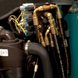 Image of the Tennant T20 hydraulics